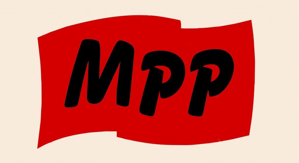 Resultado de imagen para Movimiento de Participación Popular(MPP)